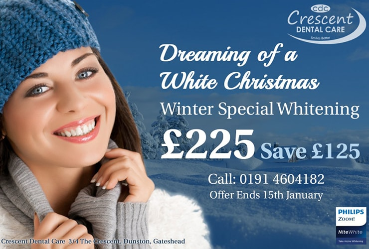 Winter Special - Teeth Whitening